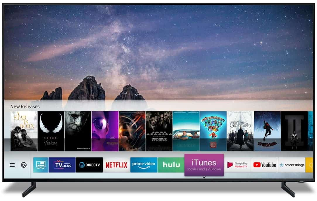 watchapp su smart tv