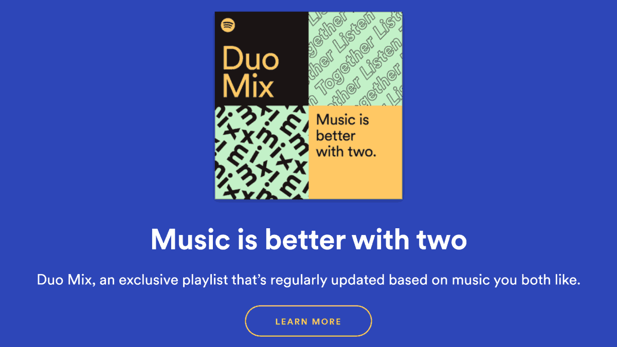 Spotify Premium Duo comes to Canada, France and Japan - High ...